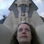 Selfie with Luxor