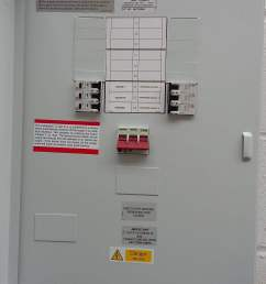 contractors replace electrical fuse box in a essex school [ 1836 x 3264 Pixel ]
