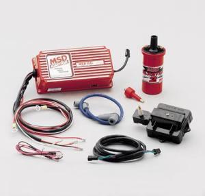 MSD Super HEI Kits, Ignition System, Super HEI, GM, V6 V8