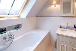 Small Bathroom Solutions   Bathroom Installer UK   Hawk K&B