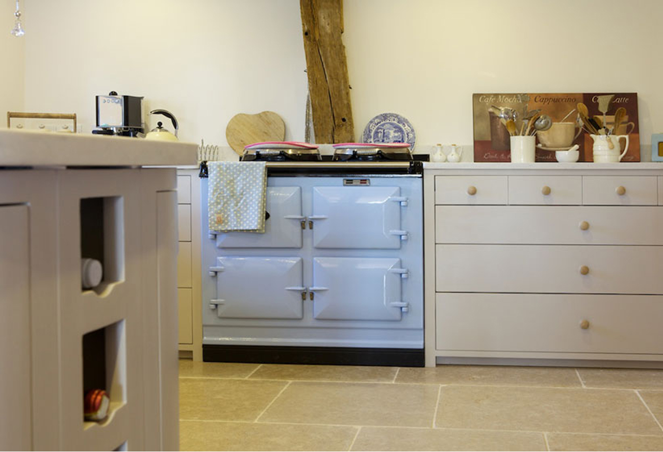 Integrating an AGA into Your Kitchen  Hawk KB