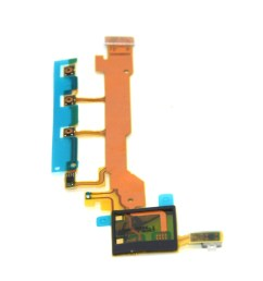replacement volume power button sensor main flex cable for sony xperia z [ 1000 x 859 Pixel ]