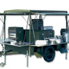 Kitchen Trailer Bay Window Curtains Field Catering Gas Lpg Cooking Equipment Mounted Cf84 Hawkmoor Military Defence