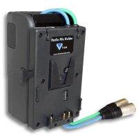 VL-RM1 | V-Lok Dual Radio Mic Holder - Audio 2020/2040 ...