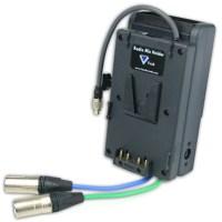 VL-RM5S | V-Lok Single Radio Mic Holder - Audio Limited ...
