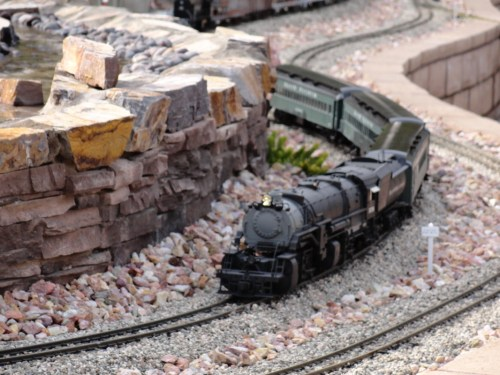small resolution of proper track laying methods will allow you to run whatever you desire on your railroad