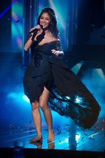 Nicole Scherzinger Performs Live X Factor Tv Show