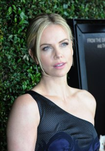 Charlize Theron Young Adult Premiere In Los Angeles