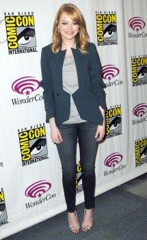 Emma Stone Jeans