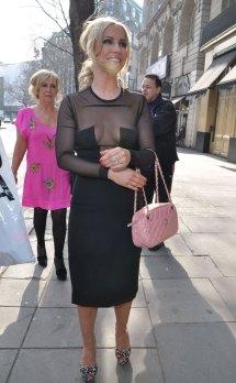 Heidi Range Tesco Magazine Mum Of Year Awards In