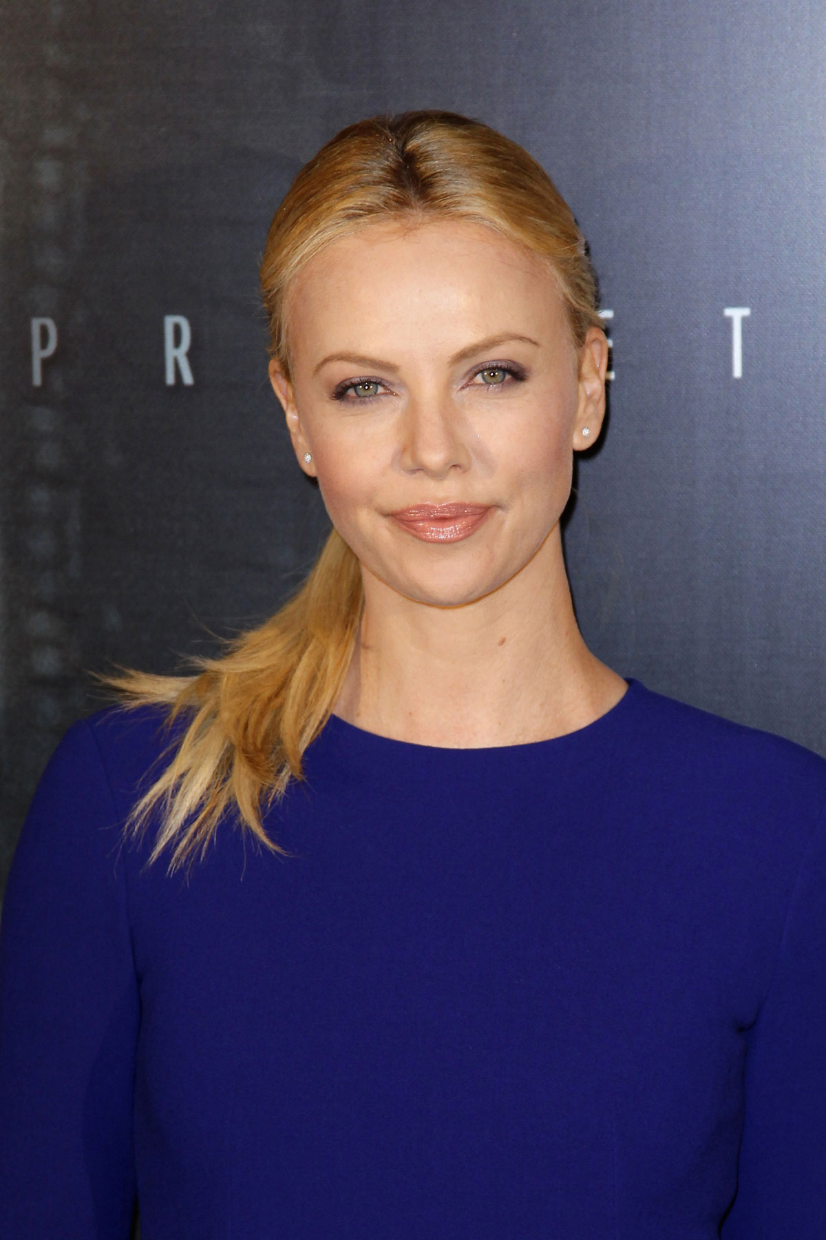 CHARLIZE THERON At Prometheus Premiere In Paris HawtCelebs