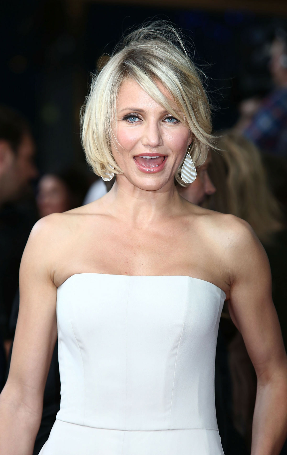 CAMERON DIAZ At What To Expect When Youre Expecting