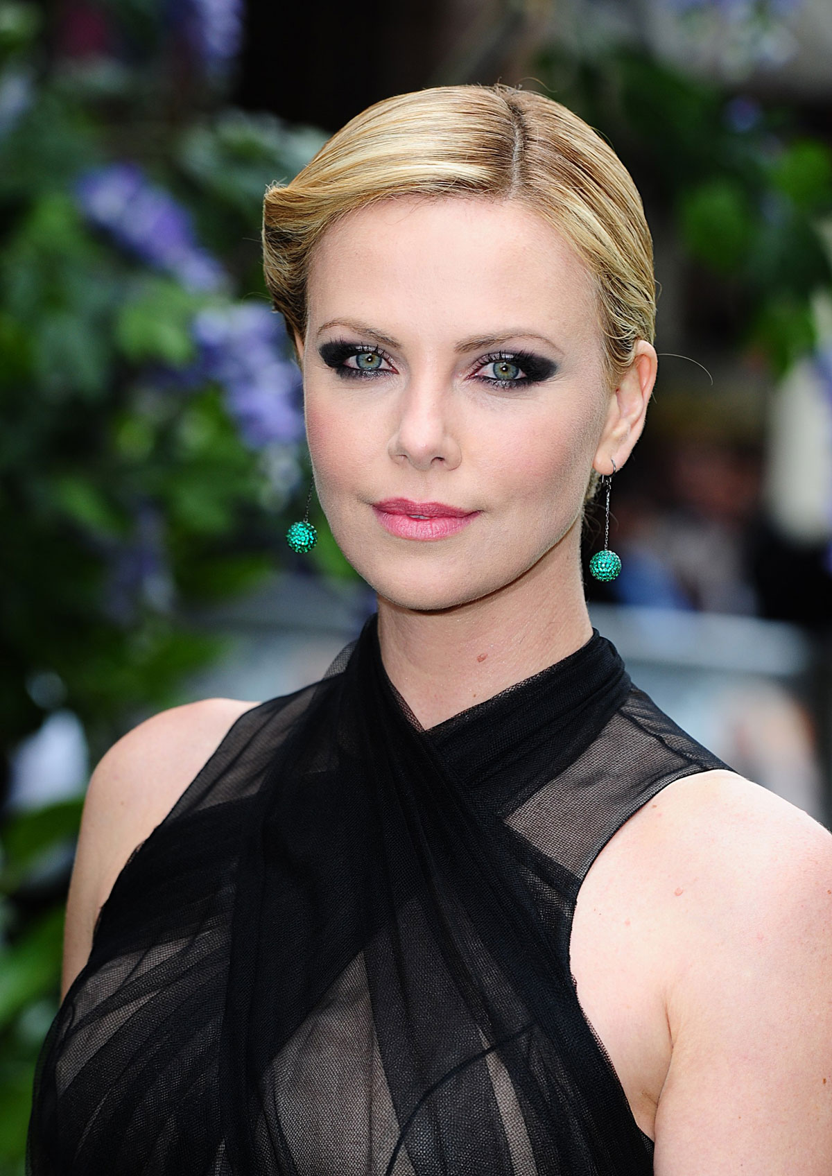 CHARLIZE THERON at Snow White and the Huntsman Premiere in