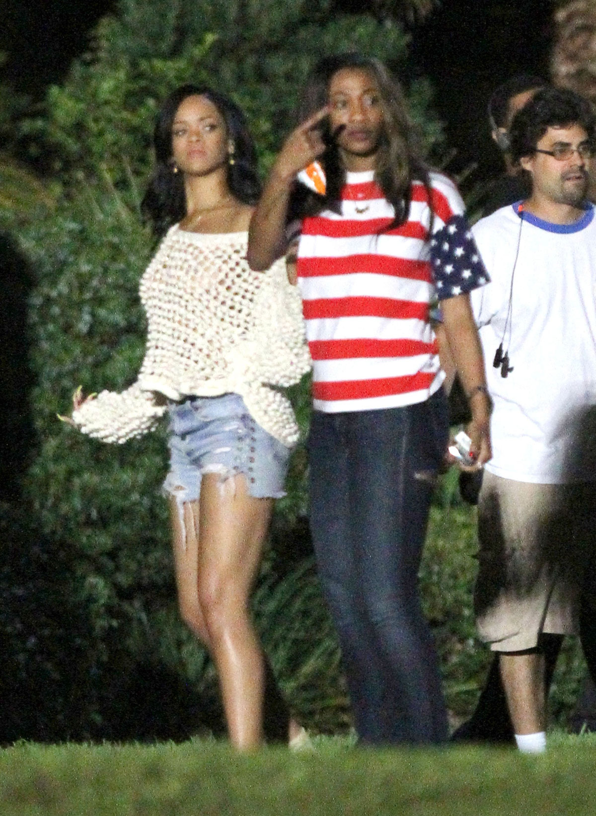 RIHANNA on The End of the World Set in New Orleans