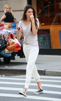 Kendall Jenner Casual