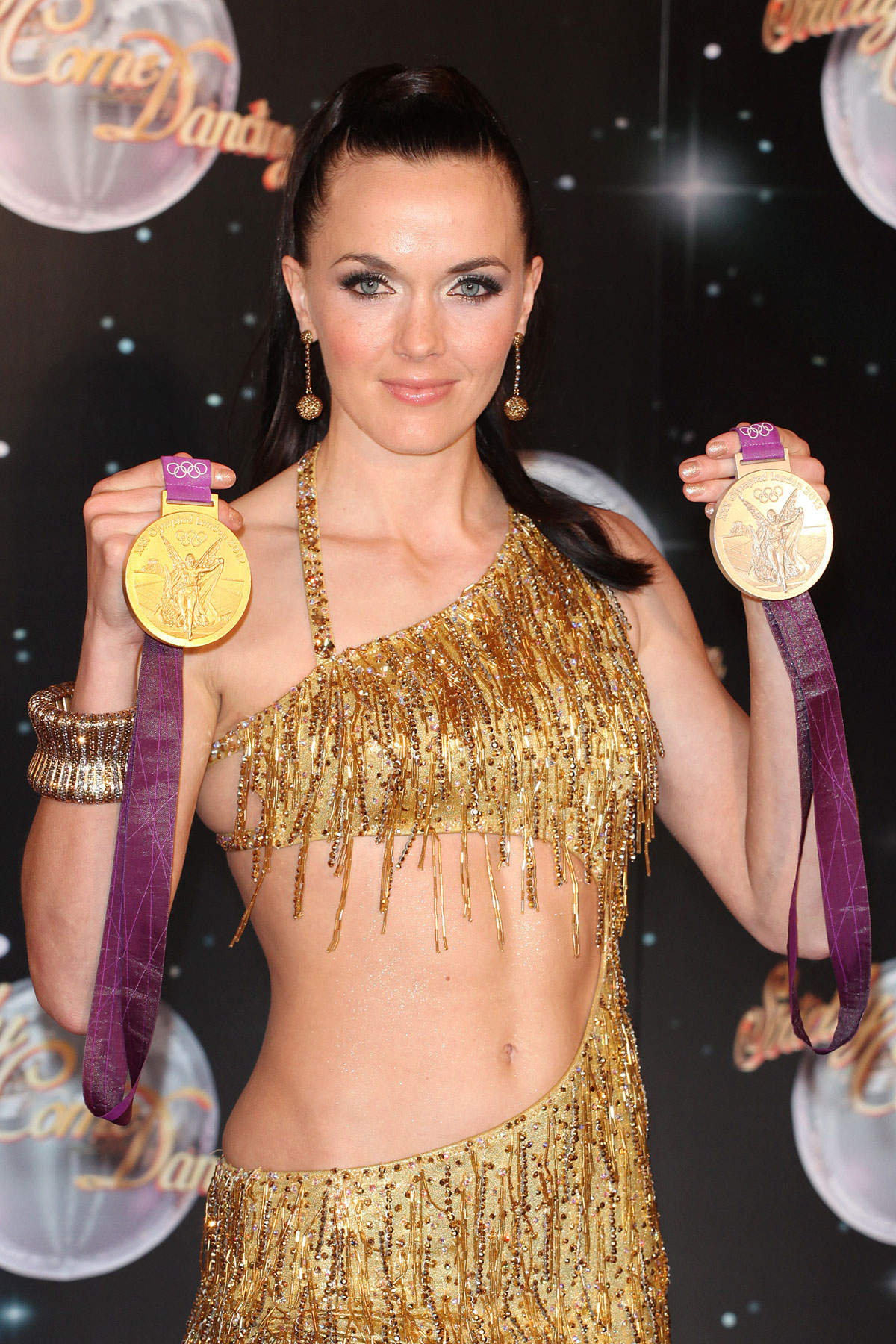 VICTORIA PENDLETON at Strictly Come Dancing Launch in