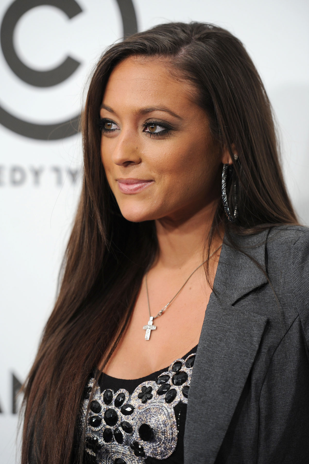 SAMMI GIANCOLA at Night of Too Many Stars Autism Event in