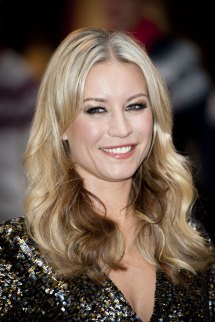 Denise Van Outen Promotes Freeview Service