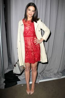 Katie Holmes Fashion