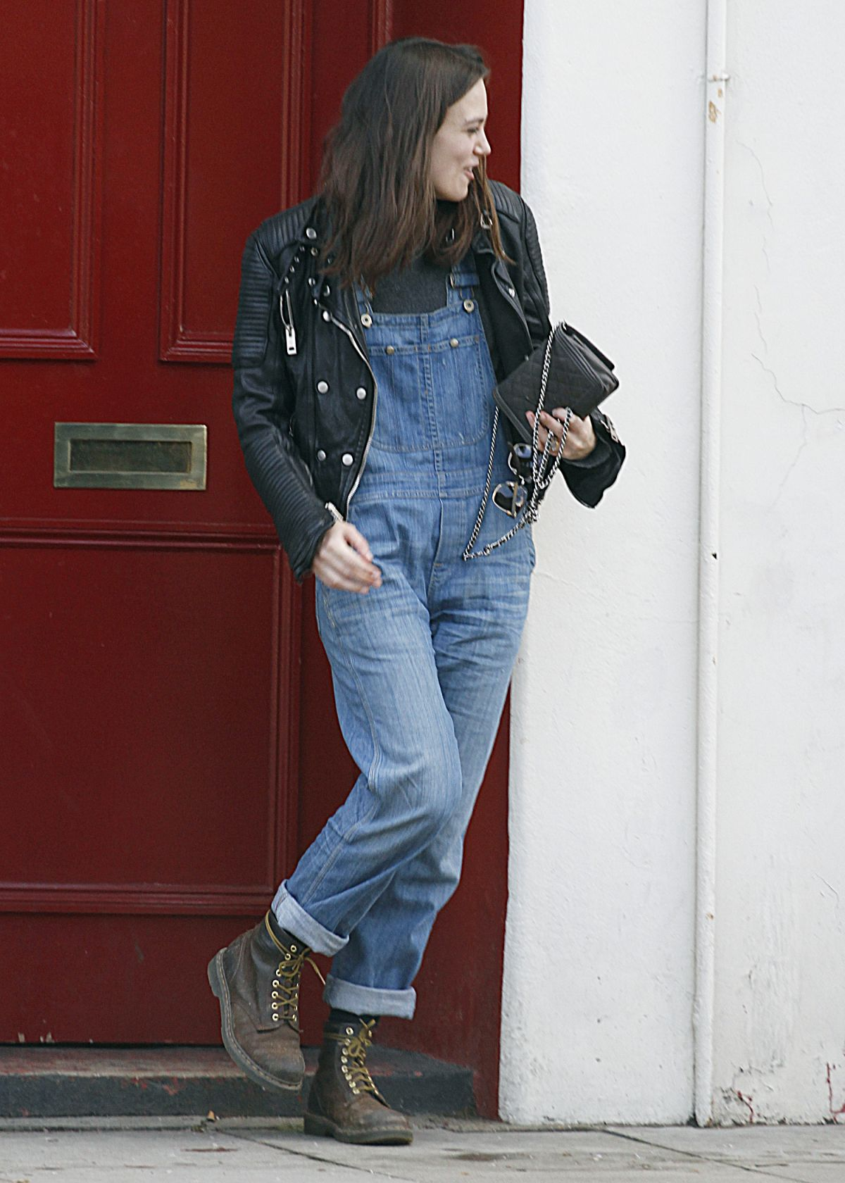 KEIRA KNIGHTLEY In Jeans Out And About In London HawtCelebs