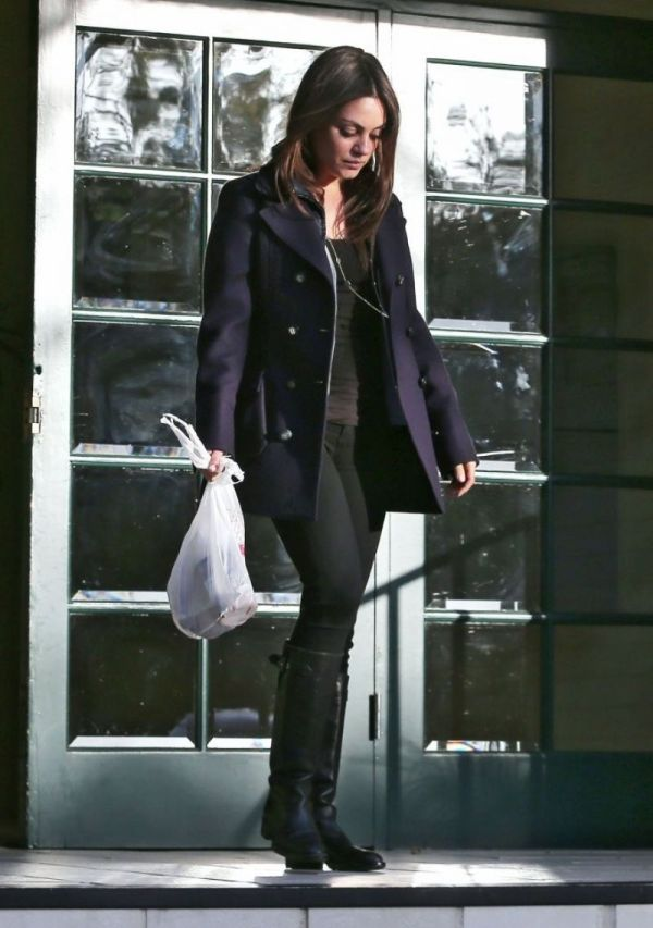 Mila Kunis Is the New Face of Jim Beam Bourbon
