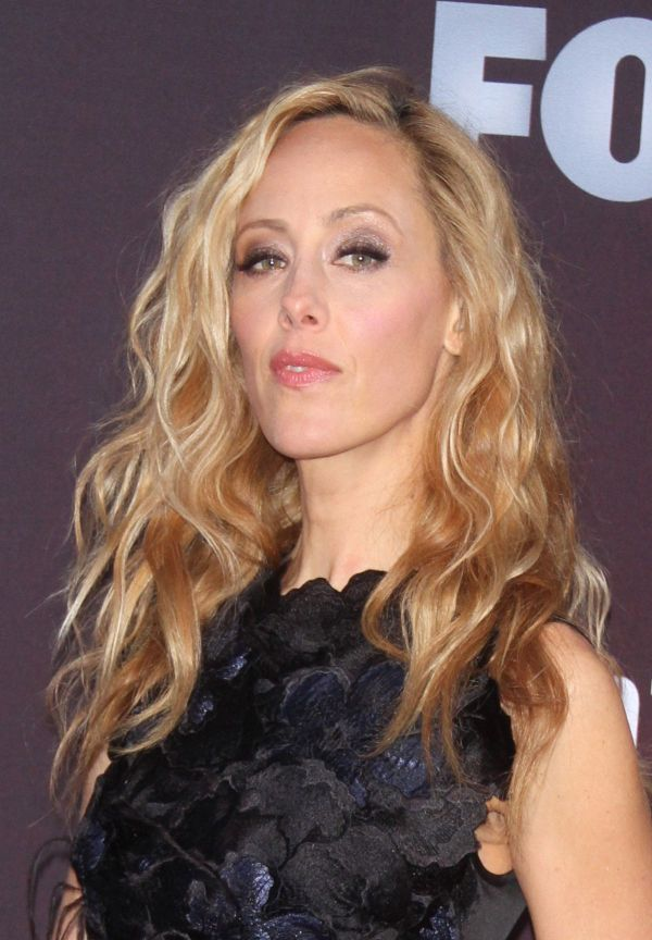 Kim Raver 24 Live Day World Premiere Event In York - Hawtcelebs