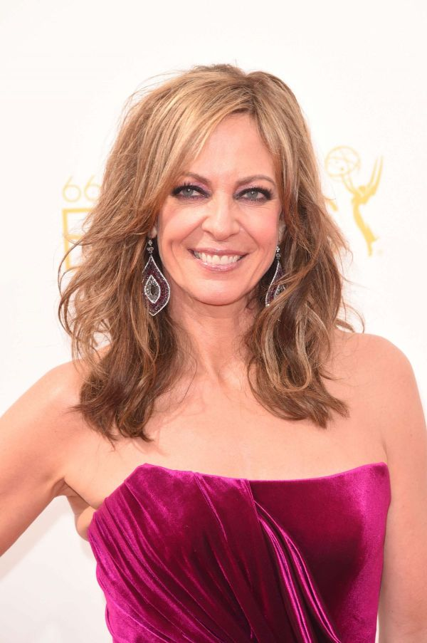 Allison Janney 2014 Emmy Awards - Hawtcelebs