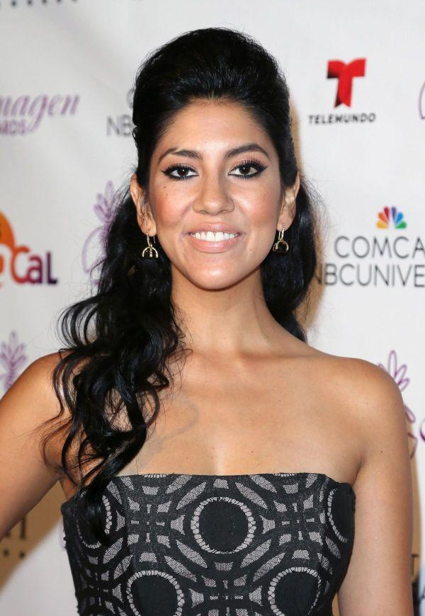 Stephanie Beatriz 2014 Awards In Beverly Hills - Hawtcelebs