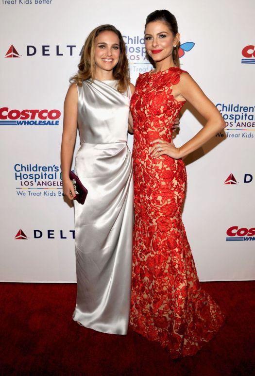 NATALIE PORTMAN at Children's Hospital Los Angeles Gala ...