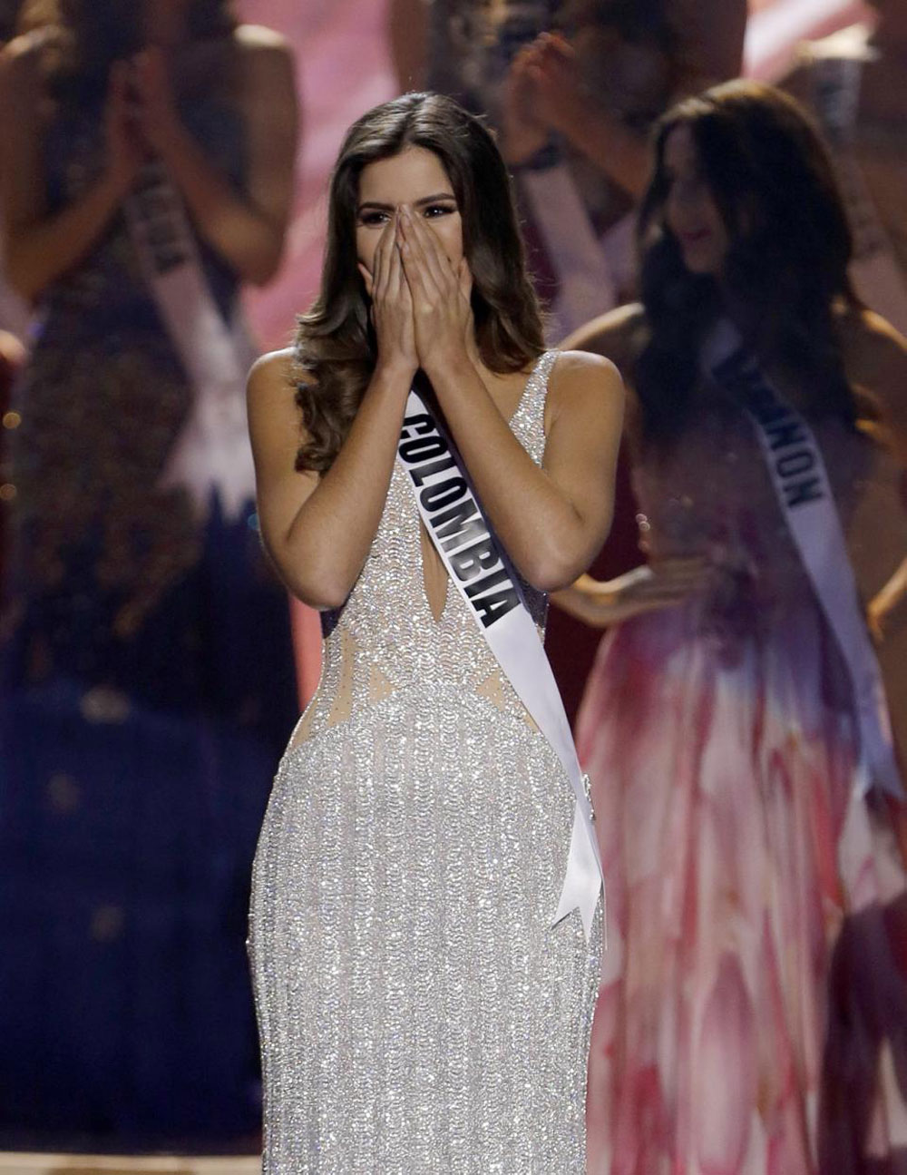 Miss Colombia PAULINA VEGA Crowned Miss Universe in Miami  HawtCelebs