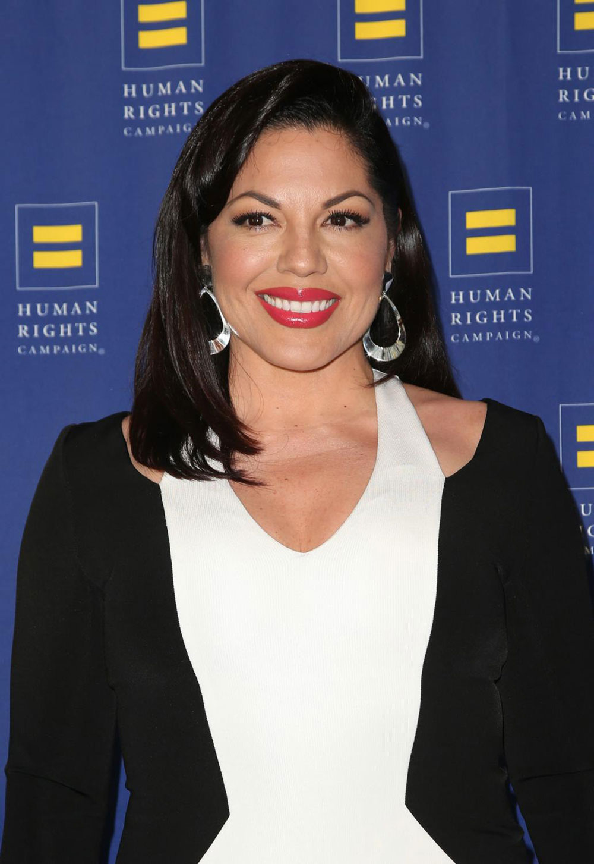SARA RAMIREZ at Human Rights Campaign 2015 Los Angeles Gala – HawtCelebs