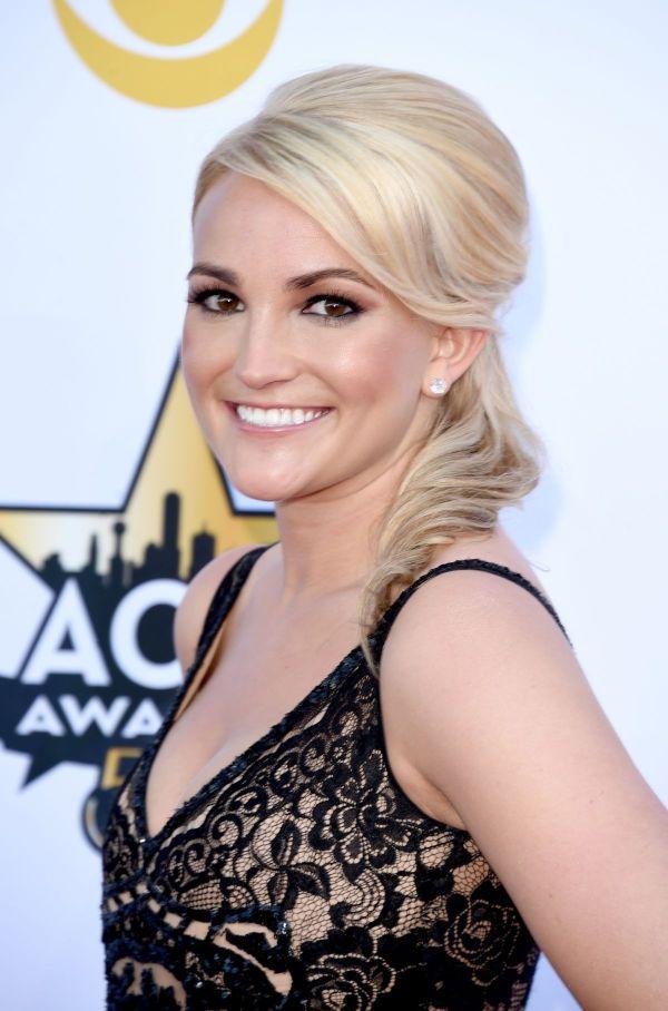 Jamie Lynn Spears Academy Of Country Music Awards 2015 In Arlington - Hawtcelebs