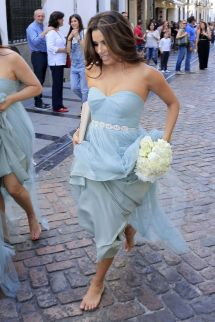Eva Longoria Friend Wedding In Cordoba - Hawtcelebs