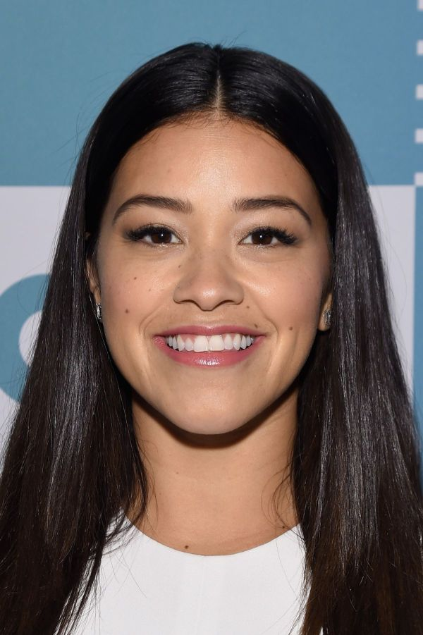 Gina Rodriguez Cw Network 2015 Upfront In York - Hawtcelebs