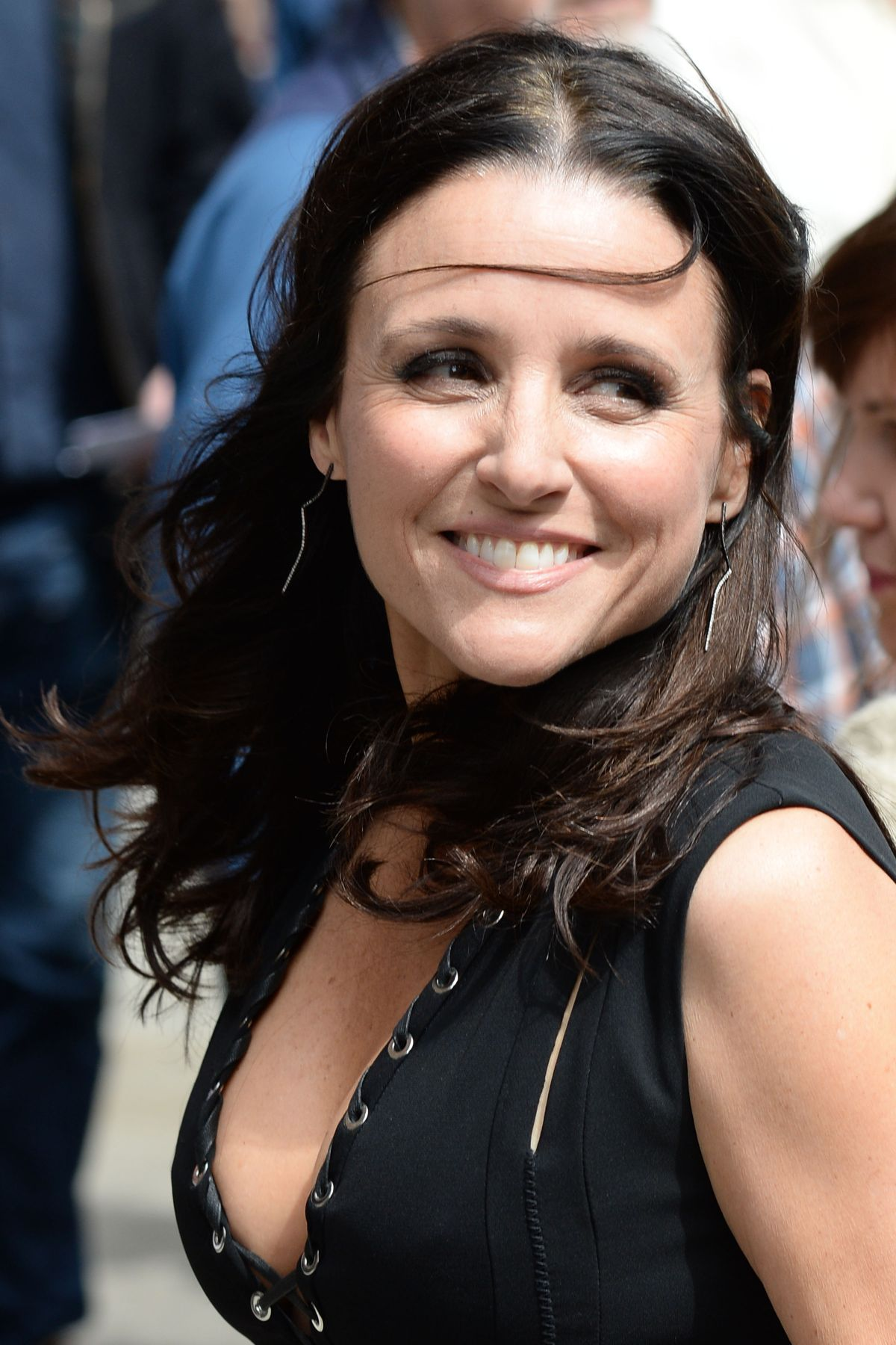 Leaked Julia Louis-Dreyfus nude photos 2019