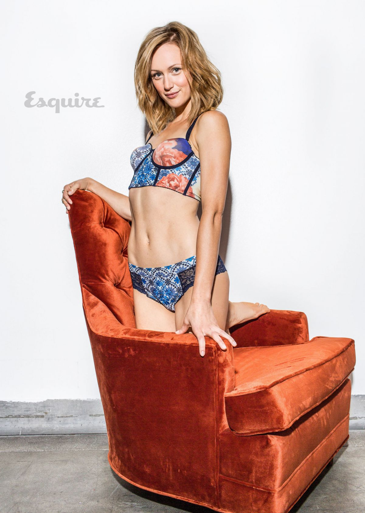 KERRY BISHE in Esquire Magazine  HawtCelebs