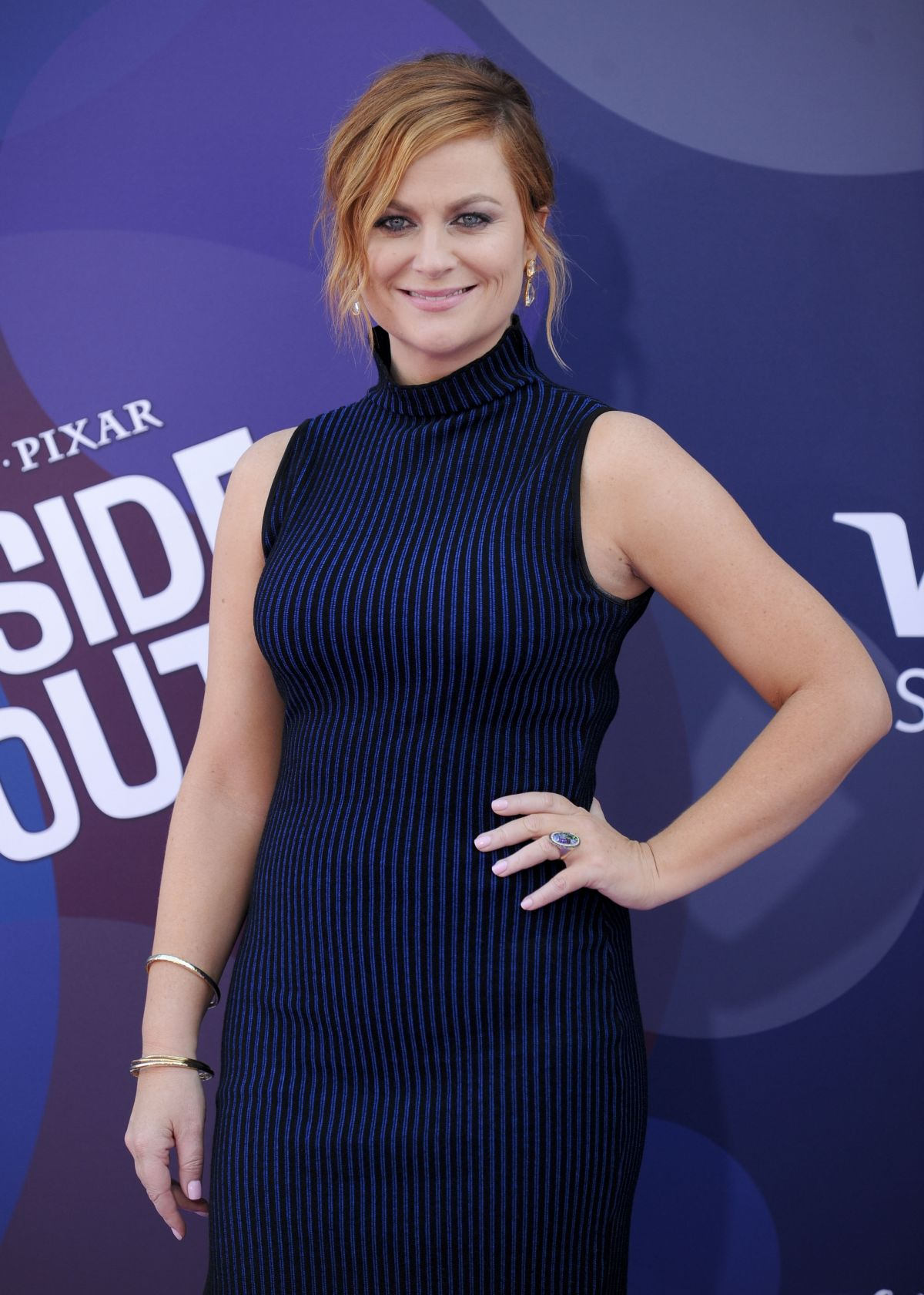 AMY POEHLER at Inside Out Premiere in Hollywood  HawtCelebs
