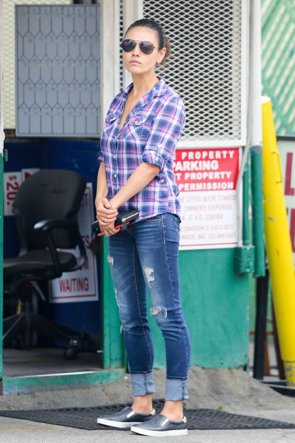 Mila Kunis In Jeans Los Angeles 06 15 2015 - Hawtcelebs