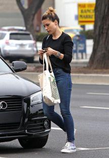 Sophia Bush In Jeans And Venice 06 15 2015