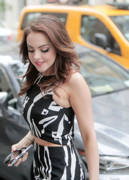 Elizabeth Gillies on Ridin'Girls Blog