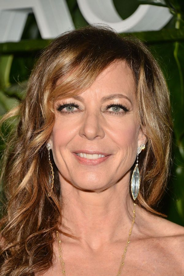 Allison Janney Tacori Presents Riviera Event In