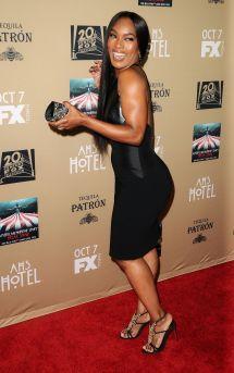 Angela Bassett American Horror Story Hotel Screening