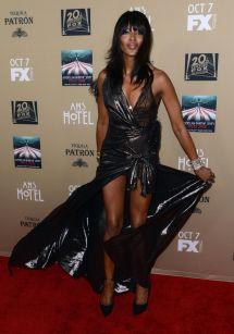 Naomi Campbell American Horror Story Hotel Screening
