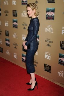 Sarah Paulson American Horror Story Hotel Screening In