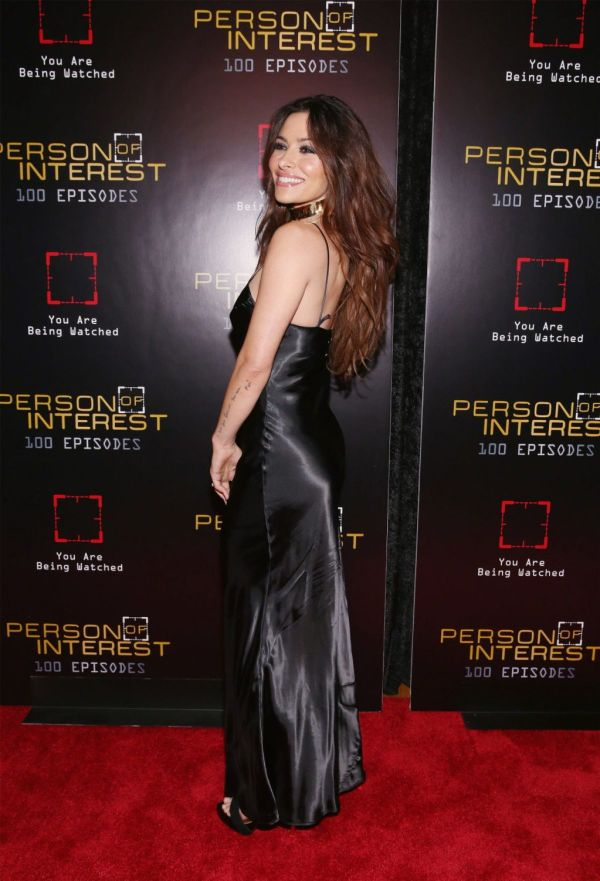 Sarah Shahi Person Of Interest - Year of Clean Water
