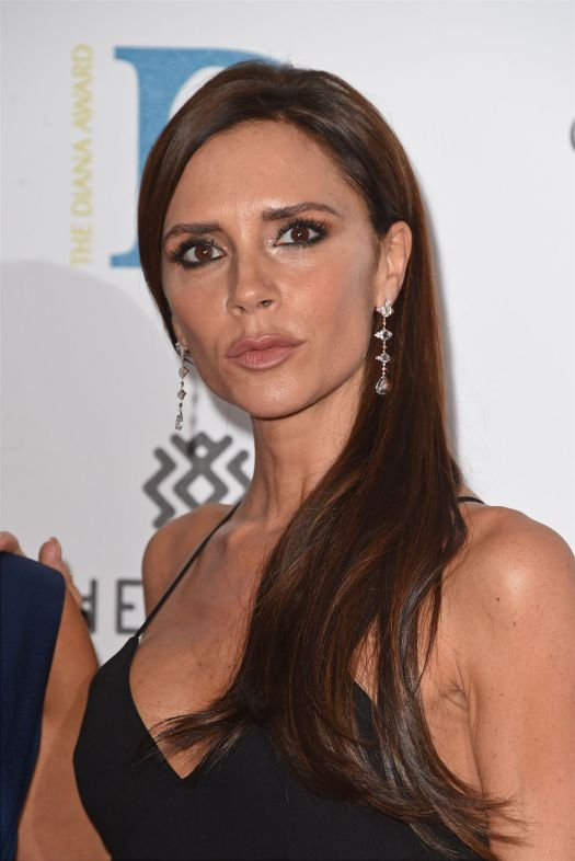 VICTORIA BECKHAM at 2015 Global Gift Gala in London ...