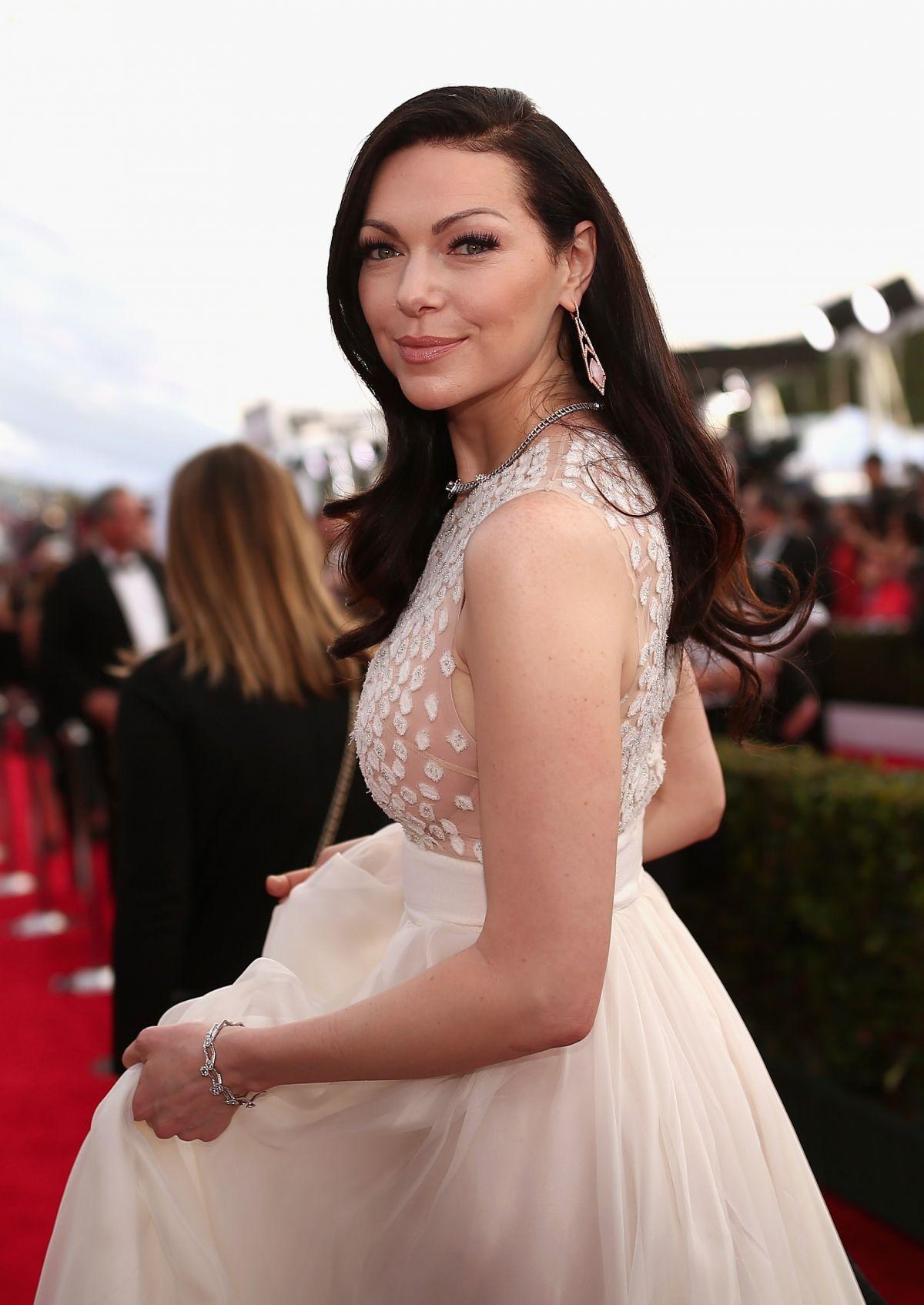 LAURA PREPON at Screen Actors Guild Awards 2016 in Los Angeles 01302016  HawtCelebs