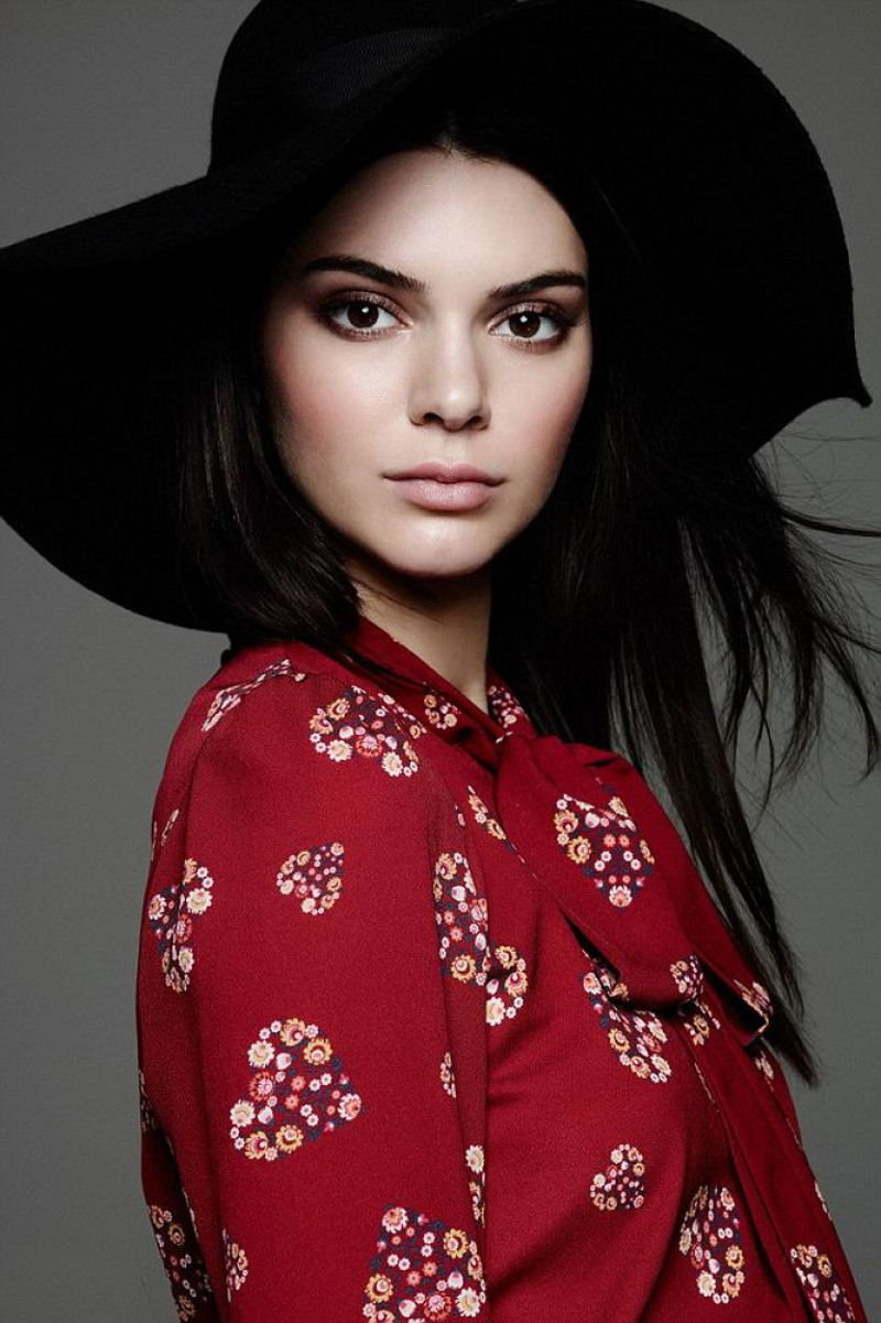 Kendall Jenner For Thai Fashion Retailer Cps Chaps Spring