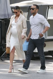 John Legend Chrissy Teigen Parents