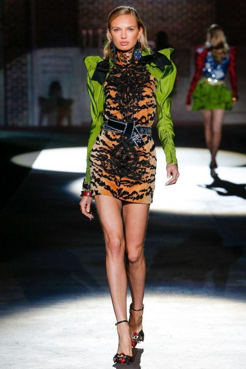 Resultado de imagen de dsquared fashion week milan